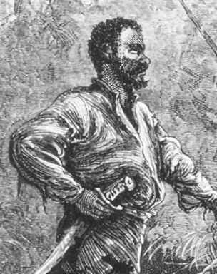 Nat Turner Image Library Congress