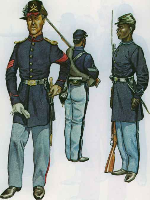 Colored Infantry