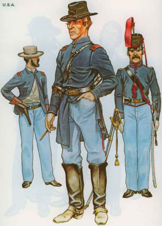 1830 Army Uniform Images  sc 1 st  Mine Creek Battlefield & CPrivate US Coloured Infantry - American Uniforms