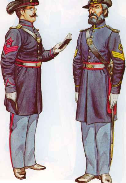 Federal Army Uniform 1830
