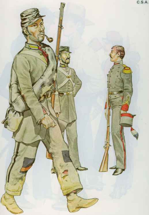 Spanish American War Uniforms