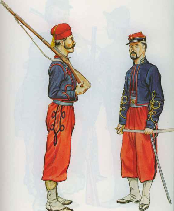 1st Louisiana Confederate Zouaves