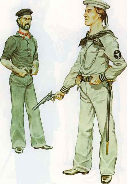 Cprivate Infantry Volunteers American Uniforms
