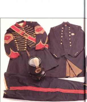 Civil War Militia Uniform