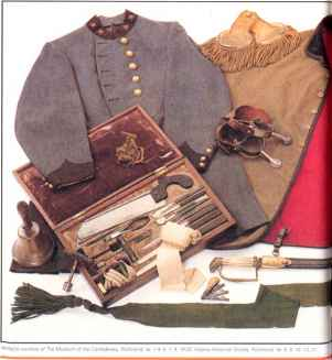 Cavalry Medical Doctor Dress 1865