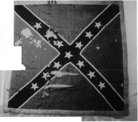 South Carolina War Flag