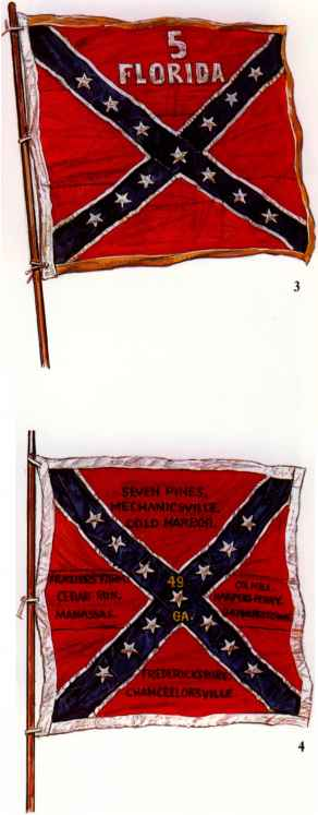 Florida Confederate Cavalry Uniforms