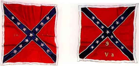 Flag 7th Virginia Infantry Regiment