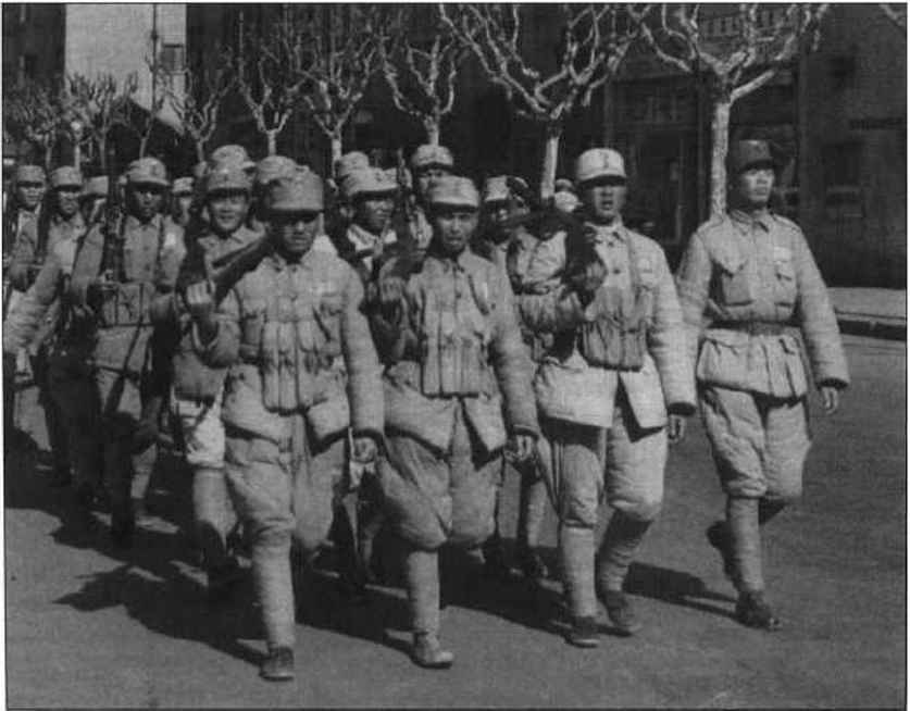 Chinese civil war photos