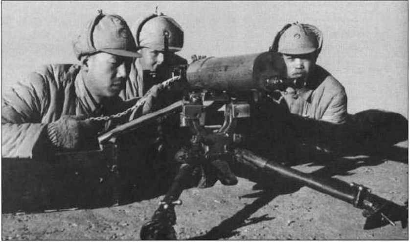 Captured Chinese Soldiers