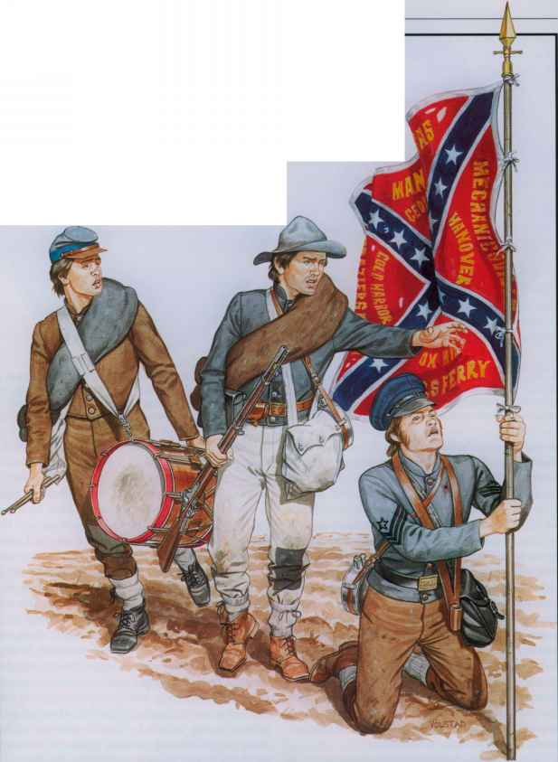 8th north carolina infantry