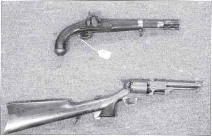 Colt Detachable Butt Stock