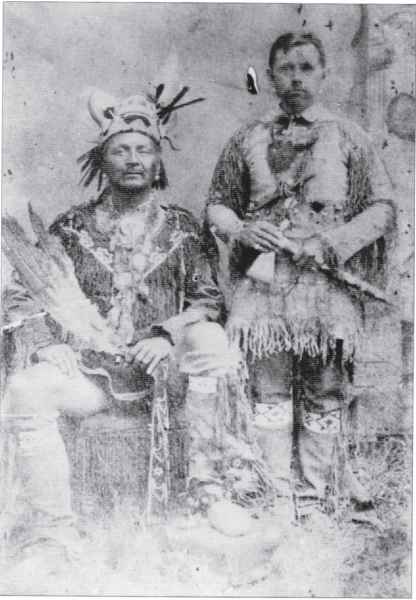 Caddo Indian Clothing