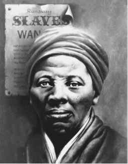 Harriet Tubman Scar Her Forehead