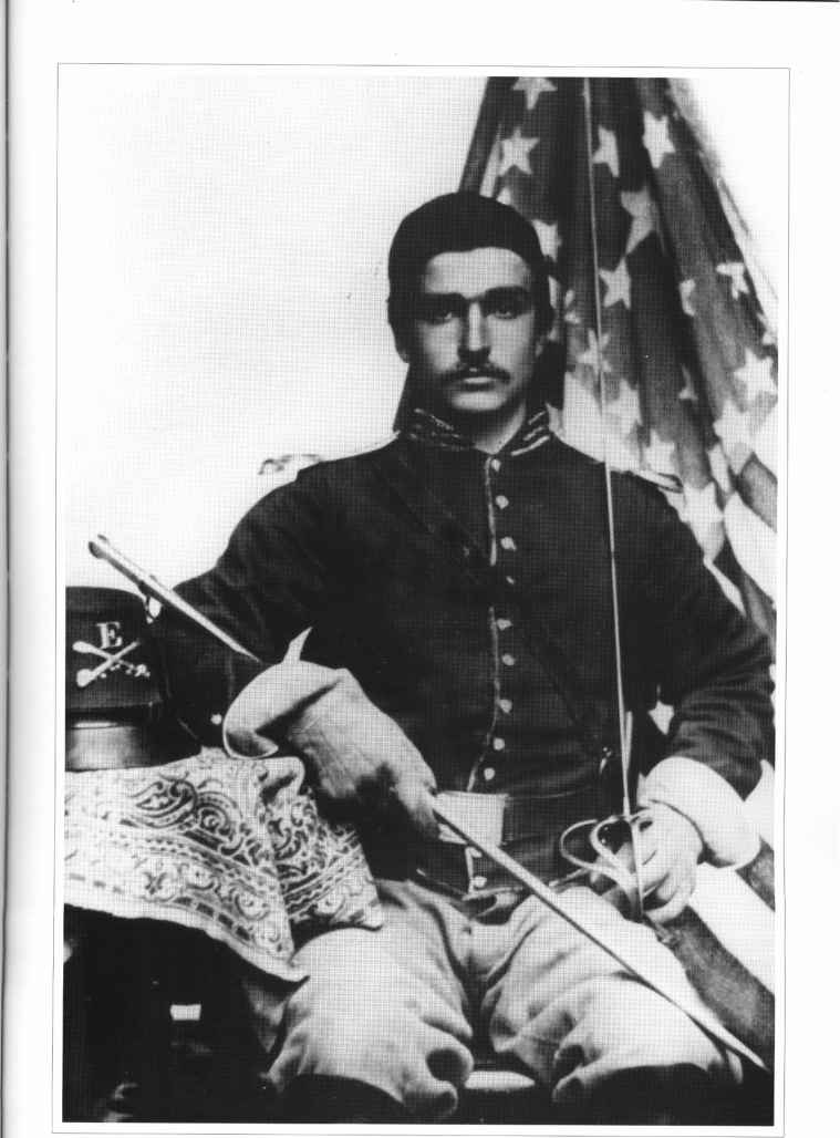 Pictures Confederate Cavalryman