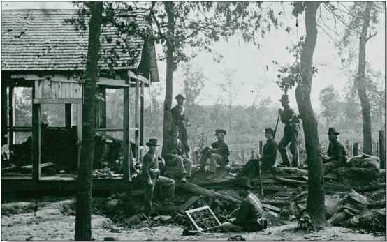 Civil War Life The Homefront South