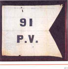 Army The Potomac Regimental Flag