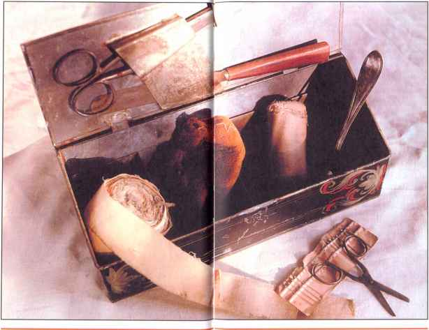 Civil War Pocket Surgical Kits
