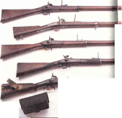 Early Enfield Musket