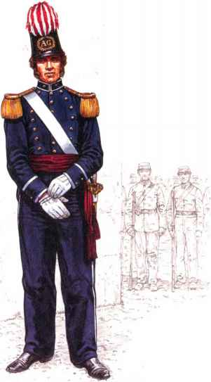1861 Rifle Volunteer Corps