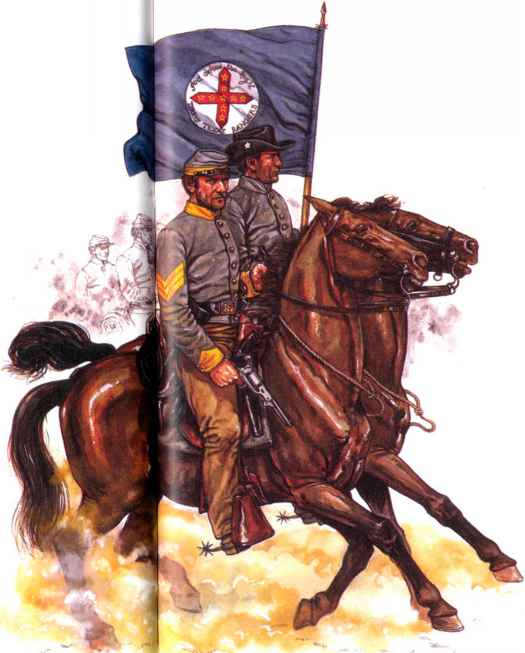 Mexican Cavalry Army