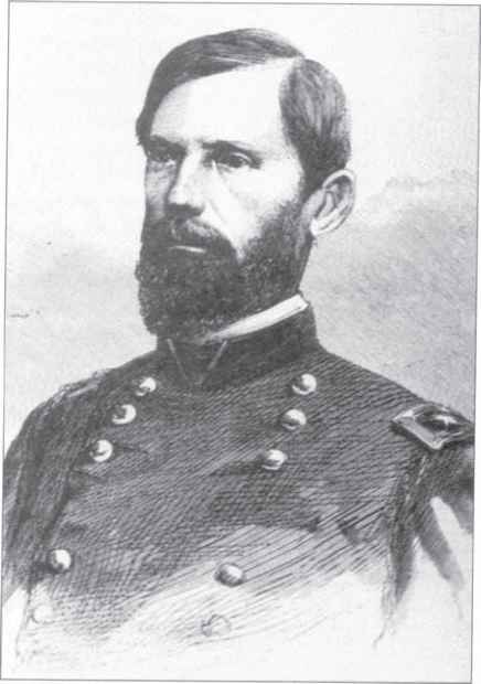 Major General John Reynolds