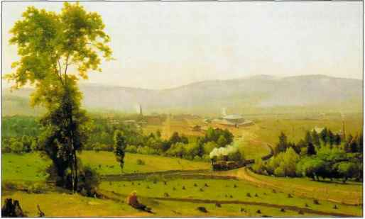 George Inness Shenandoah Valley