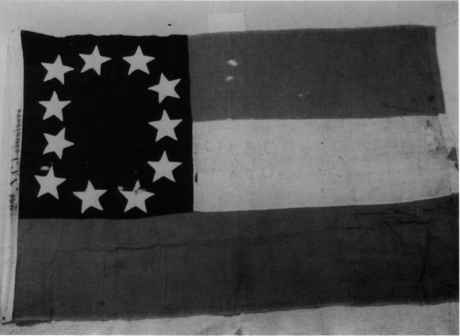 51st Alabama Partisan Rangers Flag