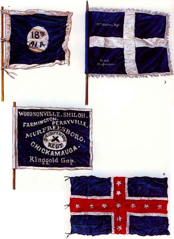 22nd Virginia Battalion Flag