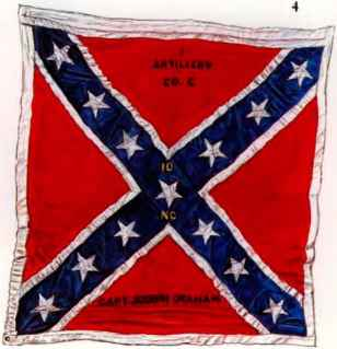 9th Virginia Infantry Company Flag