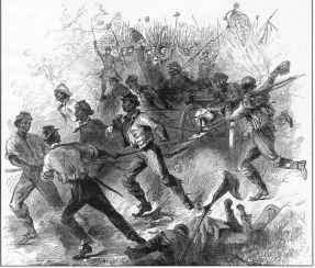 African American Mining