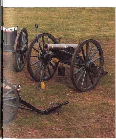 Revolutionary Howitzer Tools