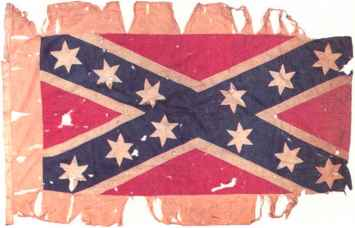13th Mississippi Infantry Flag