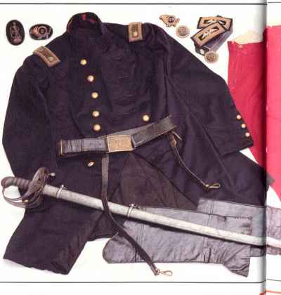 Marine Officer Uniforms