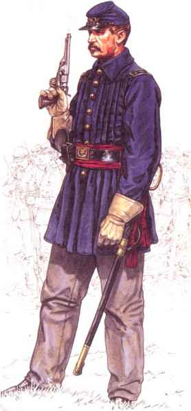 American Civil War Uniforms