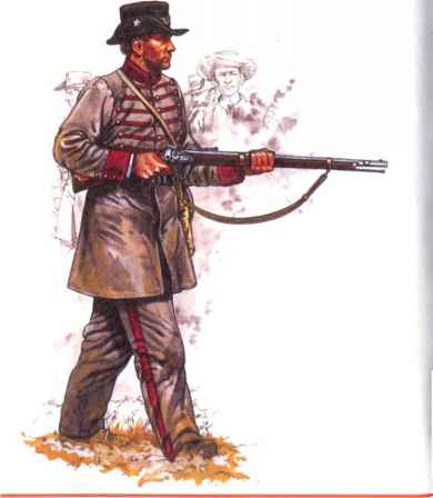 Scotch Irish Mississippi Rifles