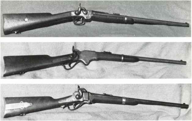 Wapons - Pennsylvania Infantry - Mine Creek Battlefield