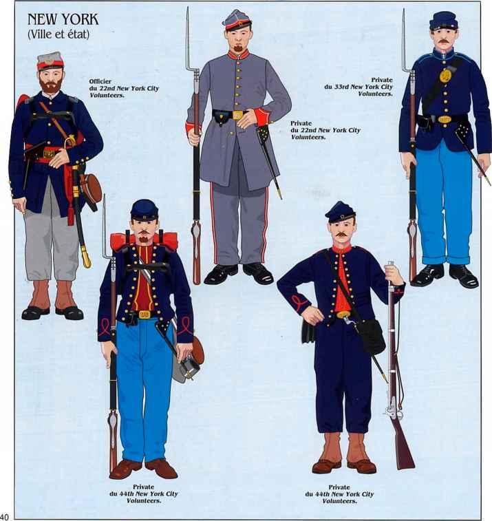 39th New York Regiment Pennsylvania Regiment