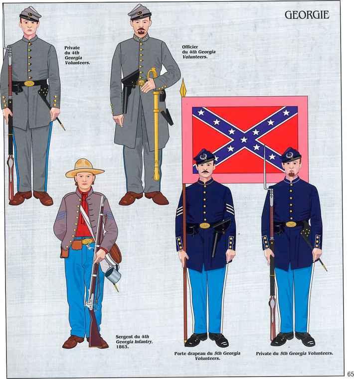 Civil War Confederate Uniforms - Bing images