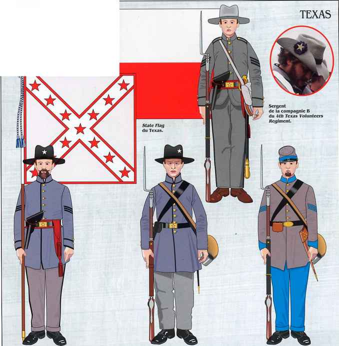 1st Regiment Texas Infantry