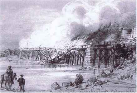 Bridge Destruction Gulf War