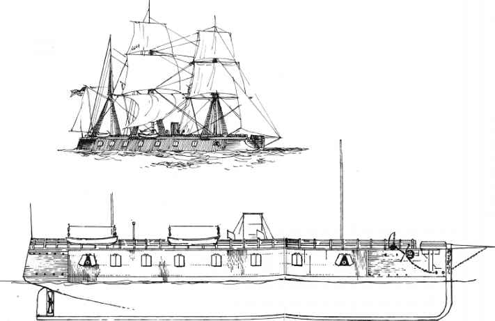 British Ironclads