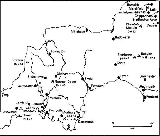 Map Mines West Midlands