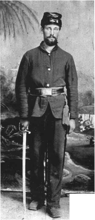 Union Infantry Officers Dress - Sack Coats - Mine Creek Battlefield