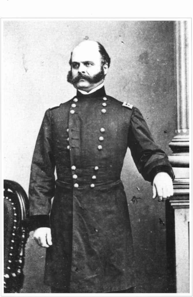 The Generals For The Battle Antietam