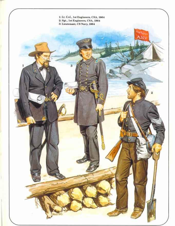 Confederate Navy Uniform 70