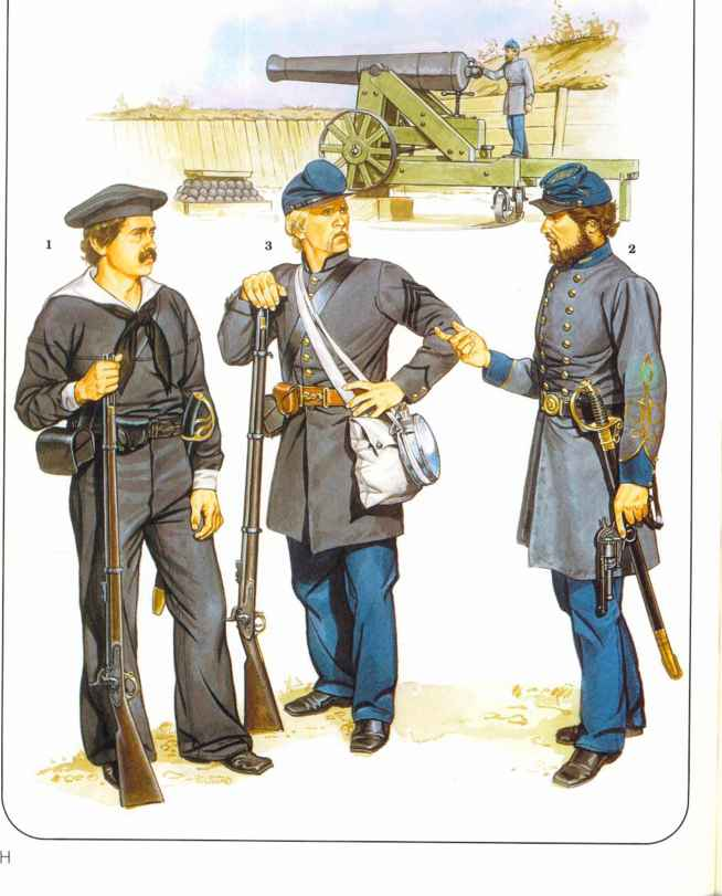 essays on civil war uniforms Before the civil war broke out most of the best military leaders came from the south this is a free essay on civil war - union vs confederacy.