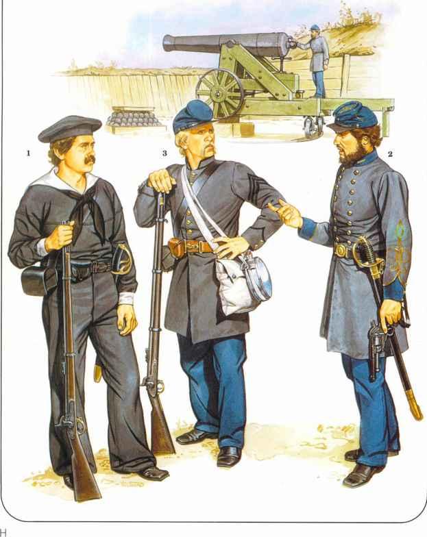 Ranks In Marine >> The Confederate Navy - Shoulder Straps - Mine Creek Battlefield