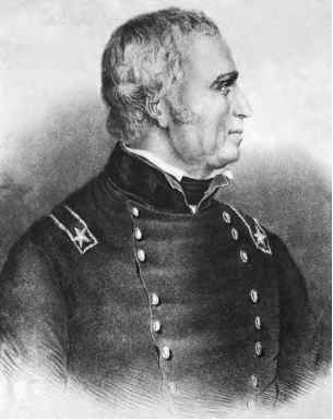 Winfield Scott Mexican War